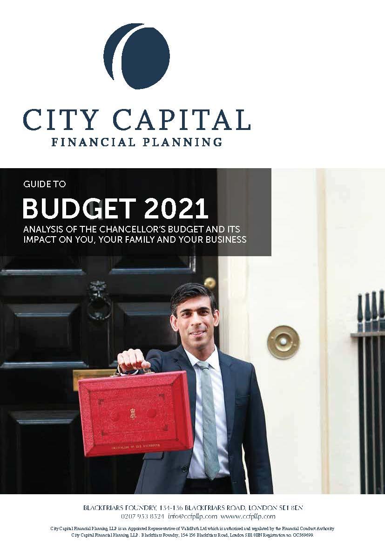Budget Guide 2021