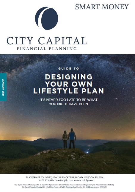 Designing your own lifestyle plan