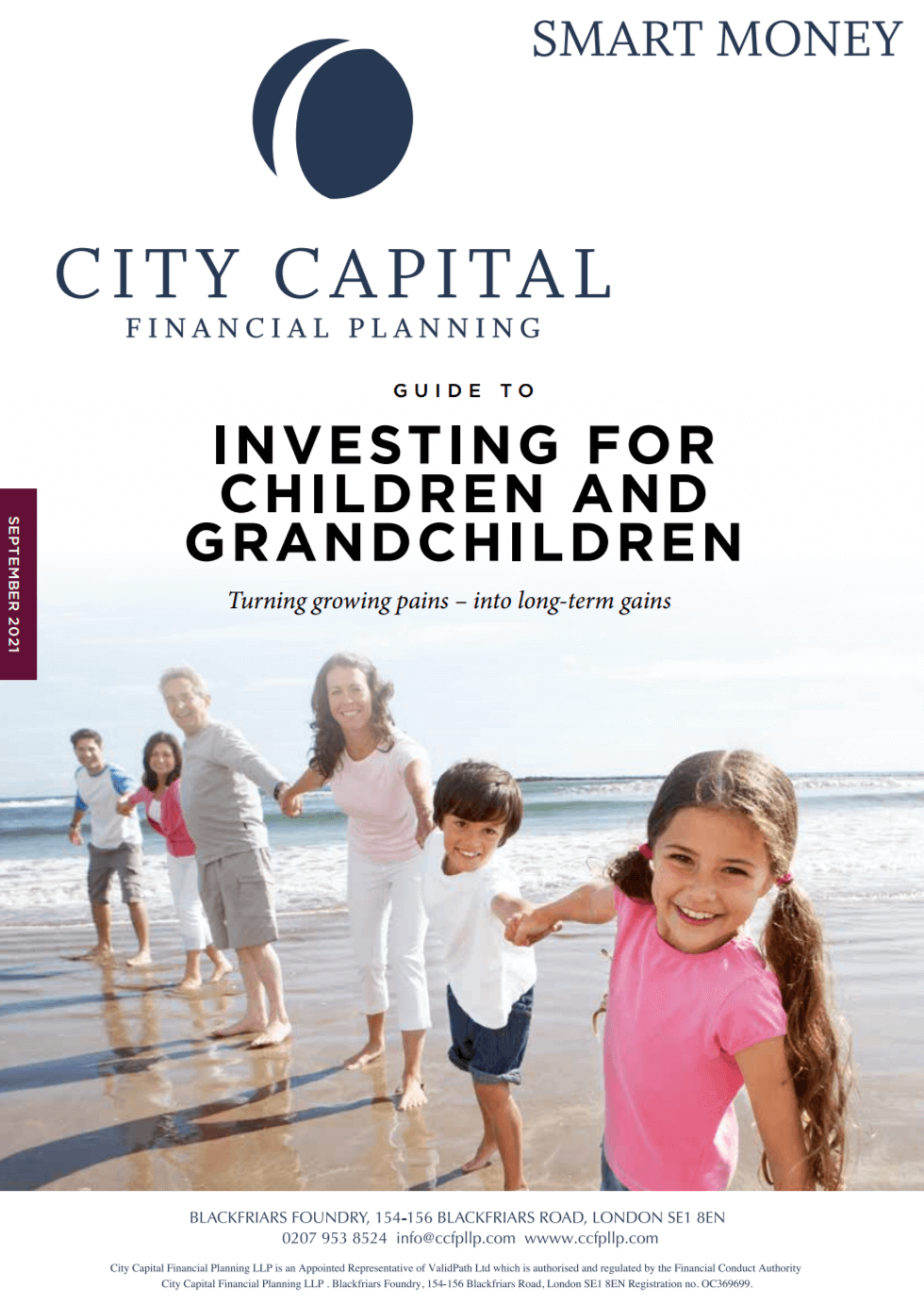 Guide to Investing For Children & Grandchildren - Turning growing pains - into long term gains
