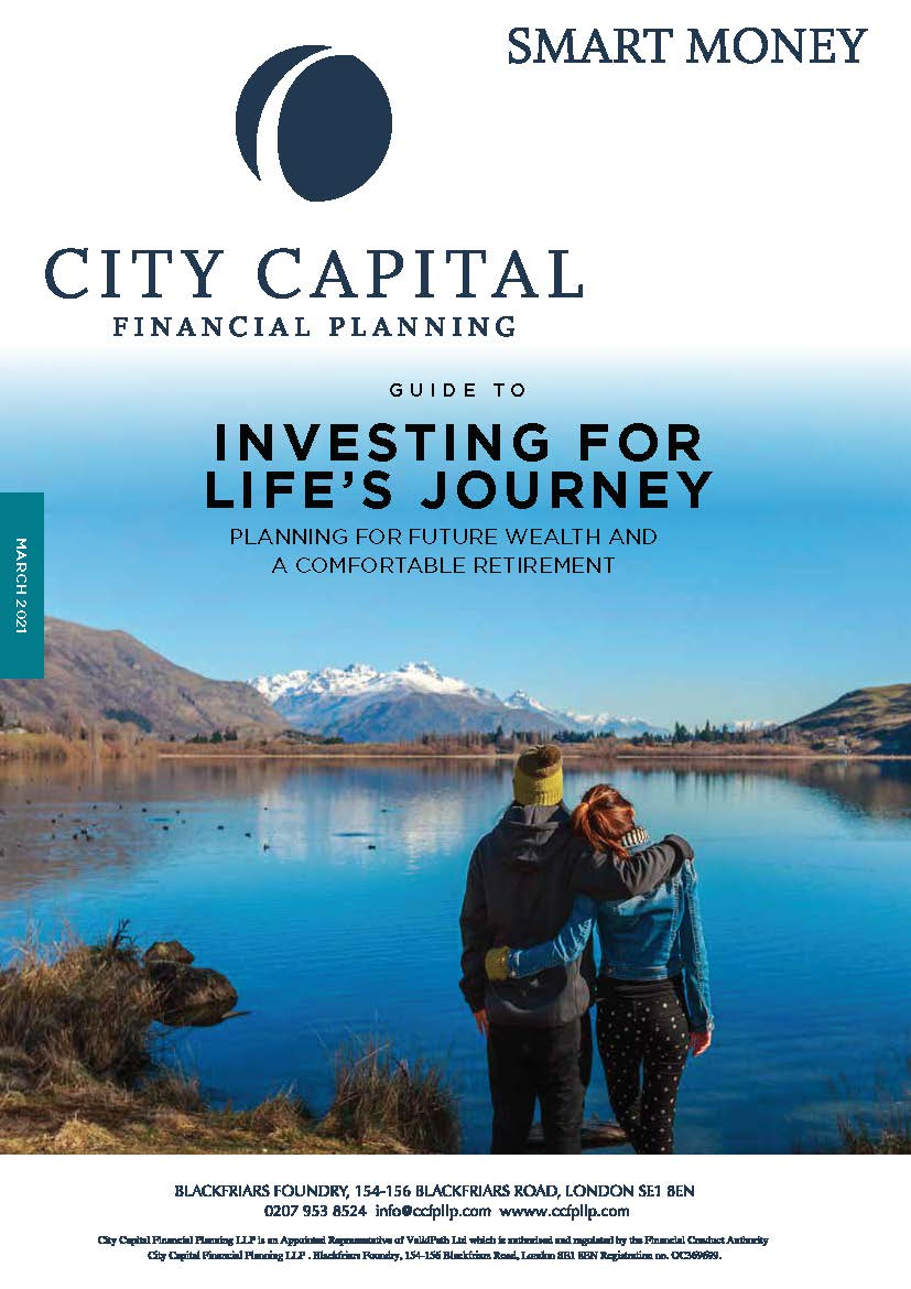 Investing for lifes journey