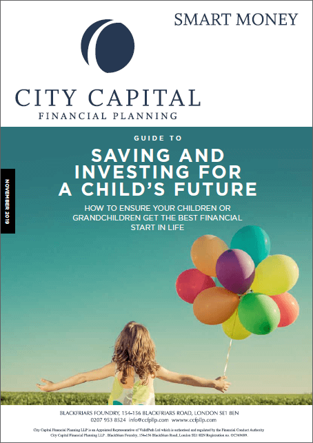 Savings and Investing for children