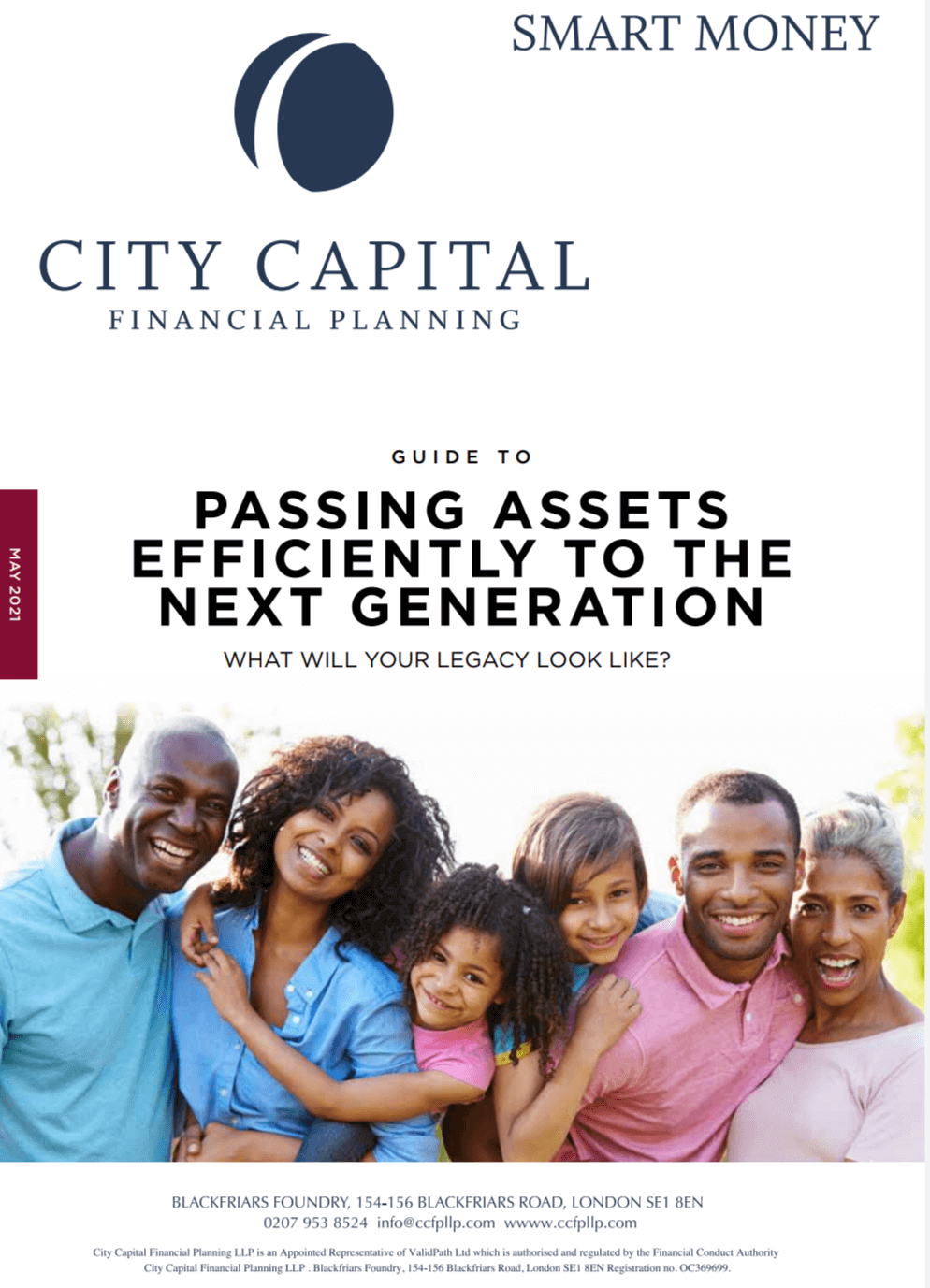 Guide to Passing Assets Efficiently to the Next Generation