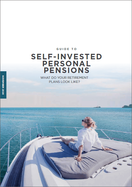 Self investment personal pensions