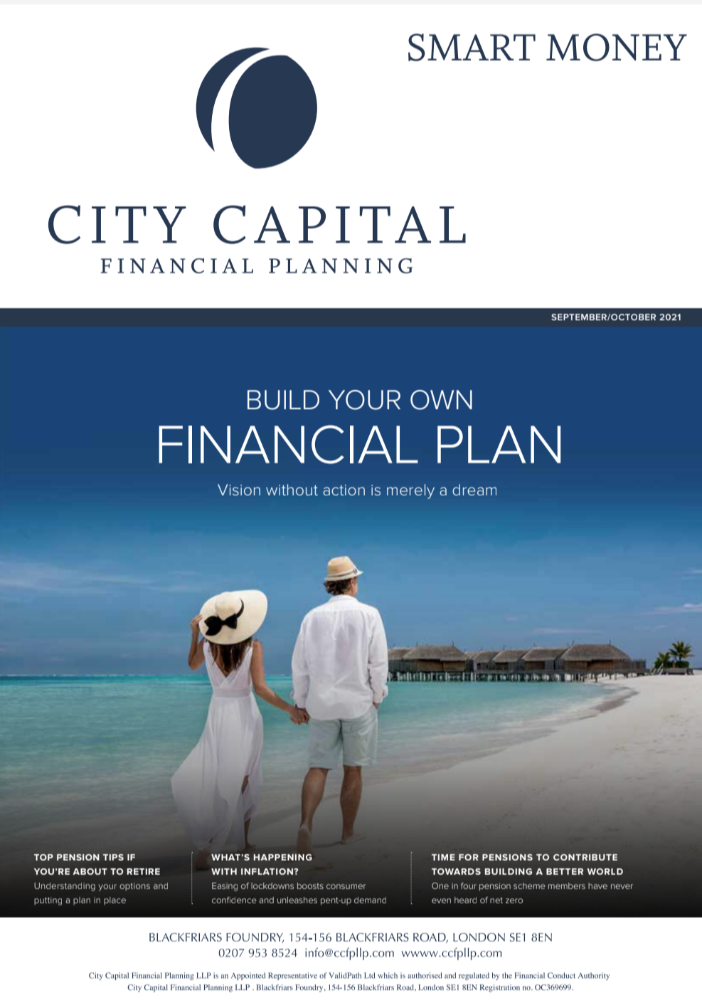 Build Your Own Financial Plan - Vision without action is merely a dream